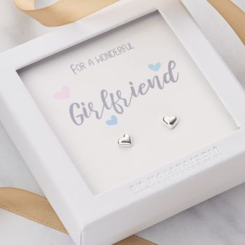 Girlfriend Sterling Silver Earrings ER032