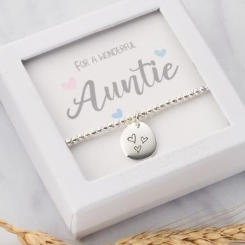 Auntie Beaded Bracelet