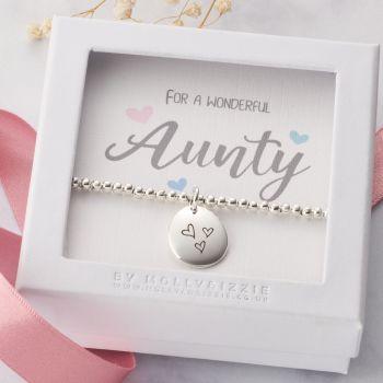 Aunty Beaded Bracelet