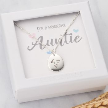 Auntie Necklace-PN005