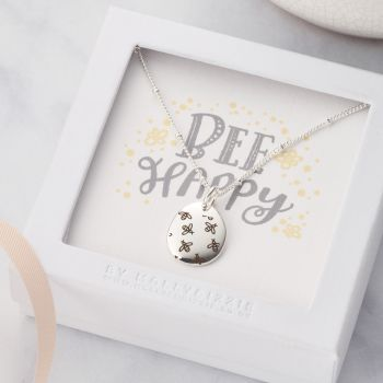 Bee Happy Necklace-PN009