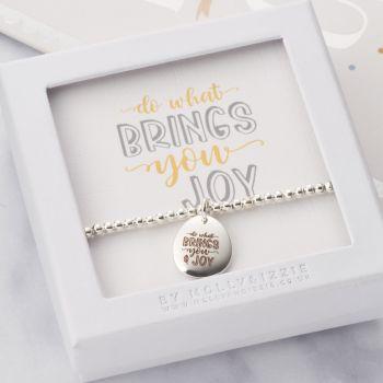 Do What Brings You Joy Beaded Bracelet-PB013