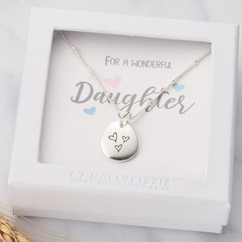 Daughter Necklace-PN017