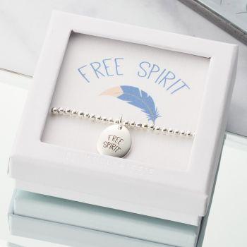Free Spirit Beaded Bracelet-PB029