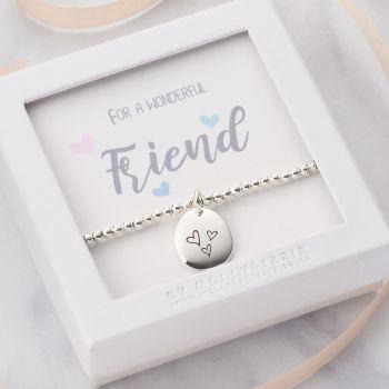 Friend Beaded Bracelet-PB030