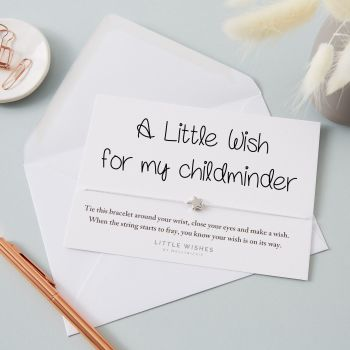 Childminder Wish(WISH004)