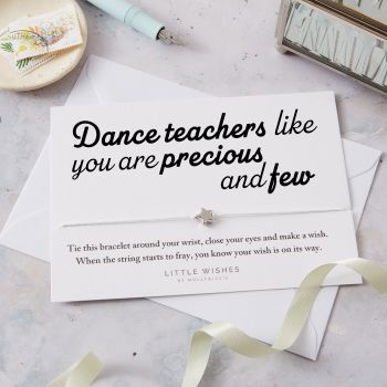Dance Teachers Like You (WISH196)