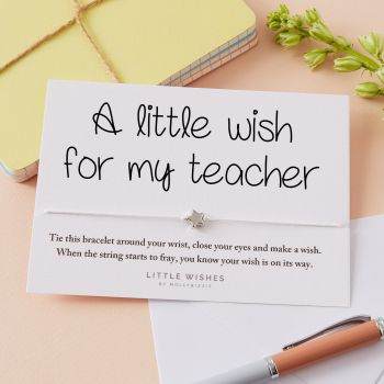 Teacher Wish