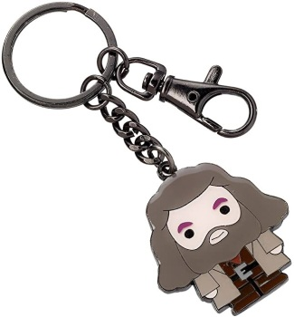 Harry Potter Hagrid Keyring - Metal