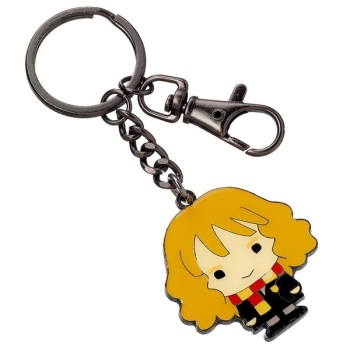 Harry Potter Hermione Keyring - Metal