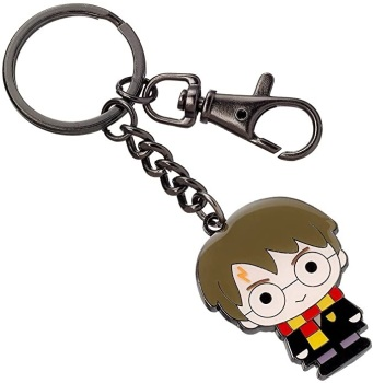 Harry Potter Keyring - Metal