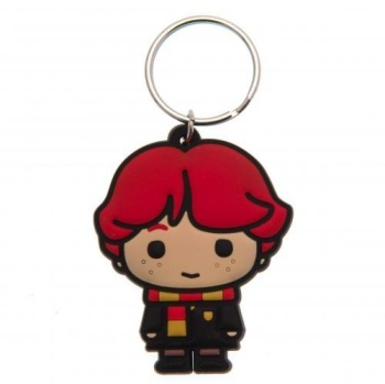 Harry Potter Ron Keyring - Rubber