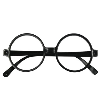 Children's Plastic Harry Potter Style Frames - no lenses