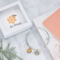Bee Happy Bangle-BG005
