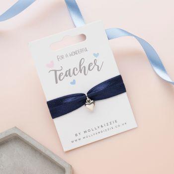 Teacher Stretch Bracelet-ST050