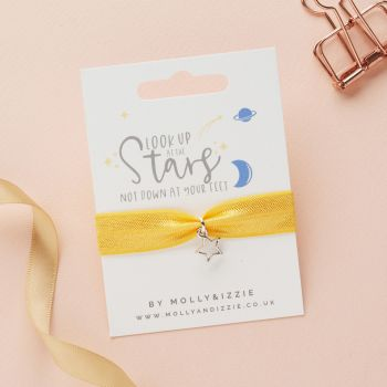 Look Up At The Stars Stretch Bracelet-ST031
