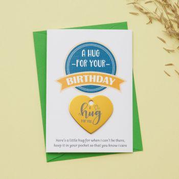 Birthday Little Hug - LH023