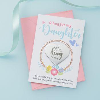 Floral Daughter Little Hug - LH036