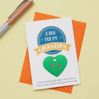 Grandpa Little Hug - LH029