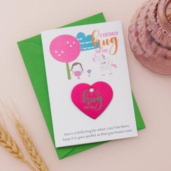 Fairy Land Birthday Little Hug - LH089