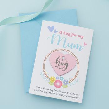 Floral Mum Little Hug - LH043