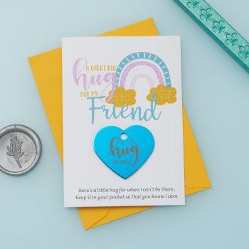 Rainbow Friend Little Hug - LH053