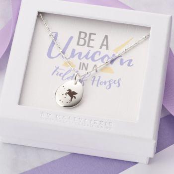Be A Unicorn Necklace-PN008