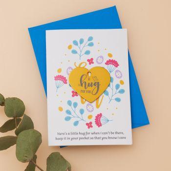 Easter Flowers Little Hug - LH087