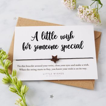 Someone Special Eco Wish (WISH249 )