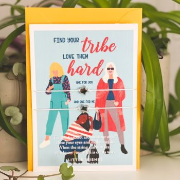 Find Your Tribe (WISH287)