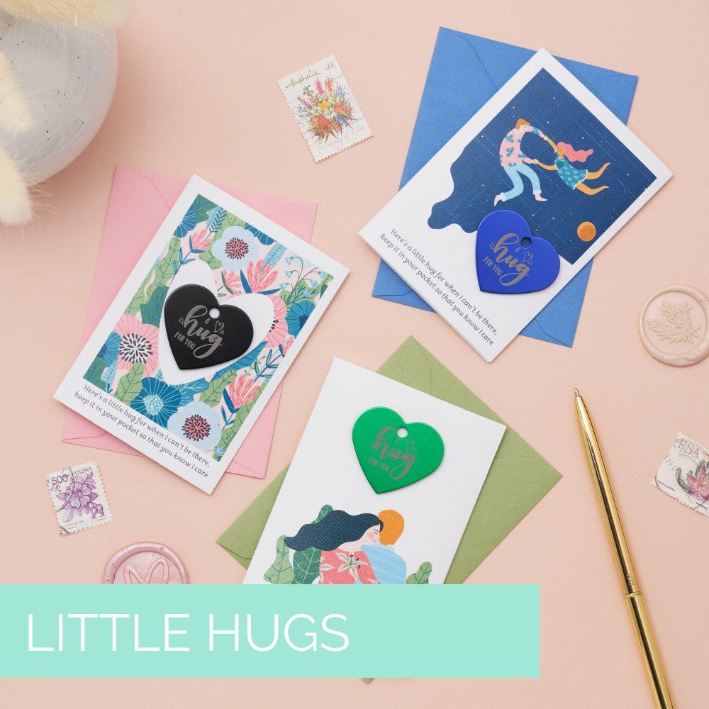 Little Hugs cards