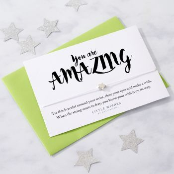 You Are Amazing (WISH236)