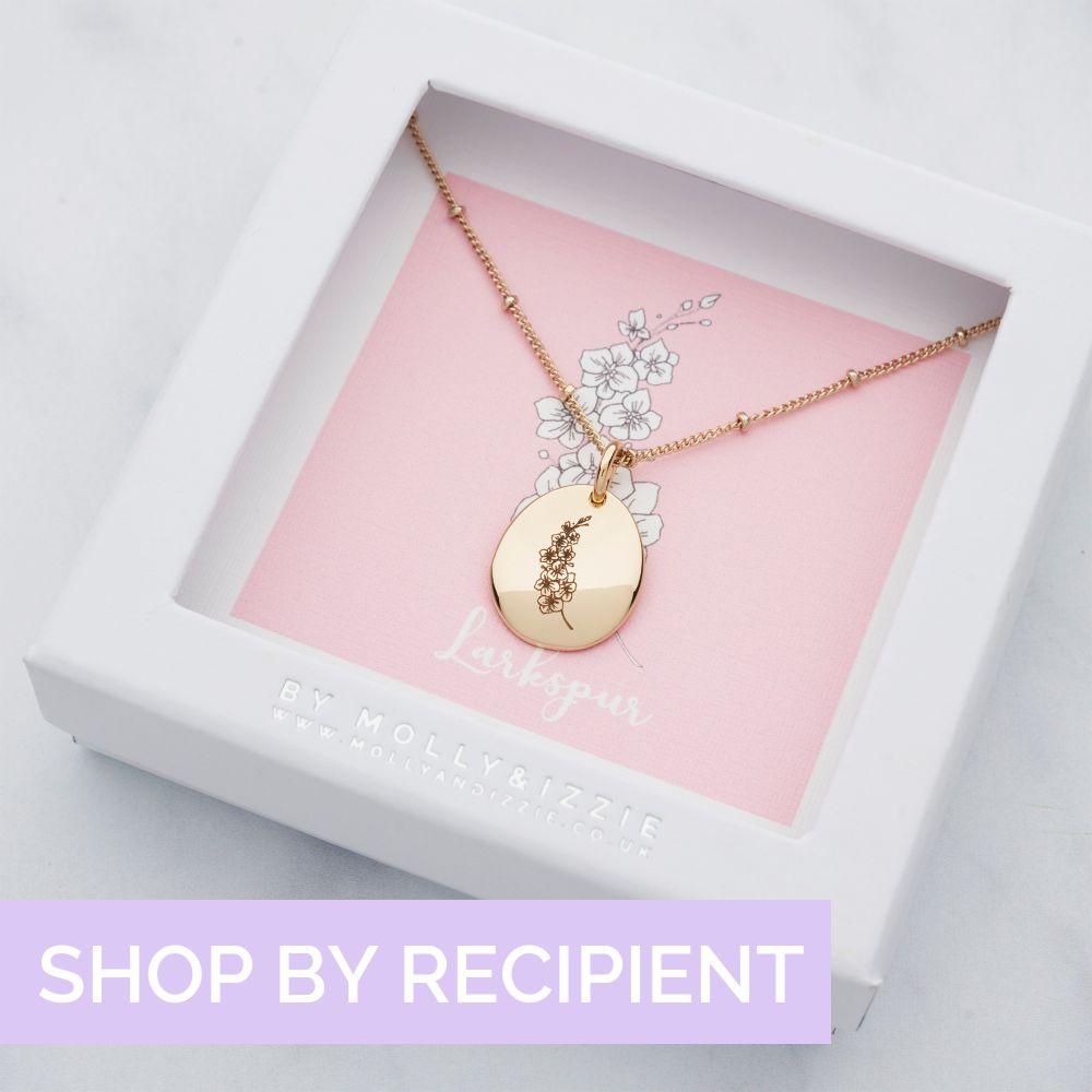 Shop by recipient