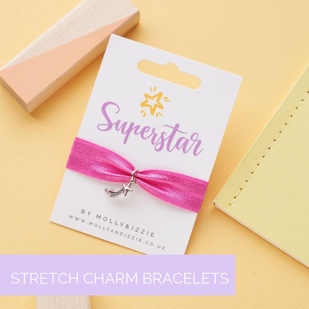 Stretch Charm Bracelets