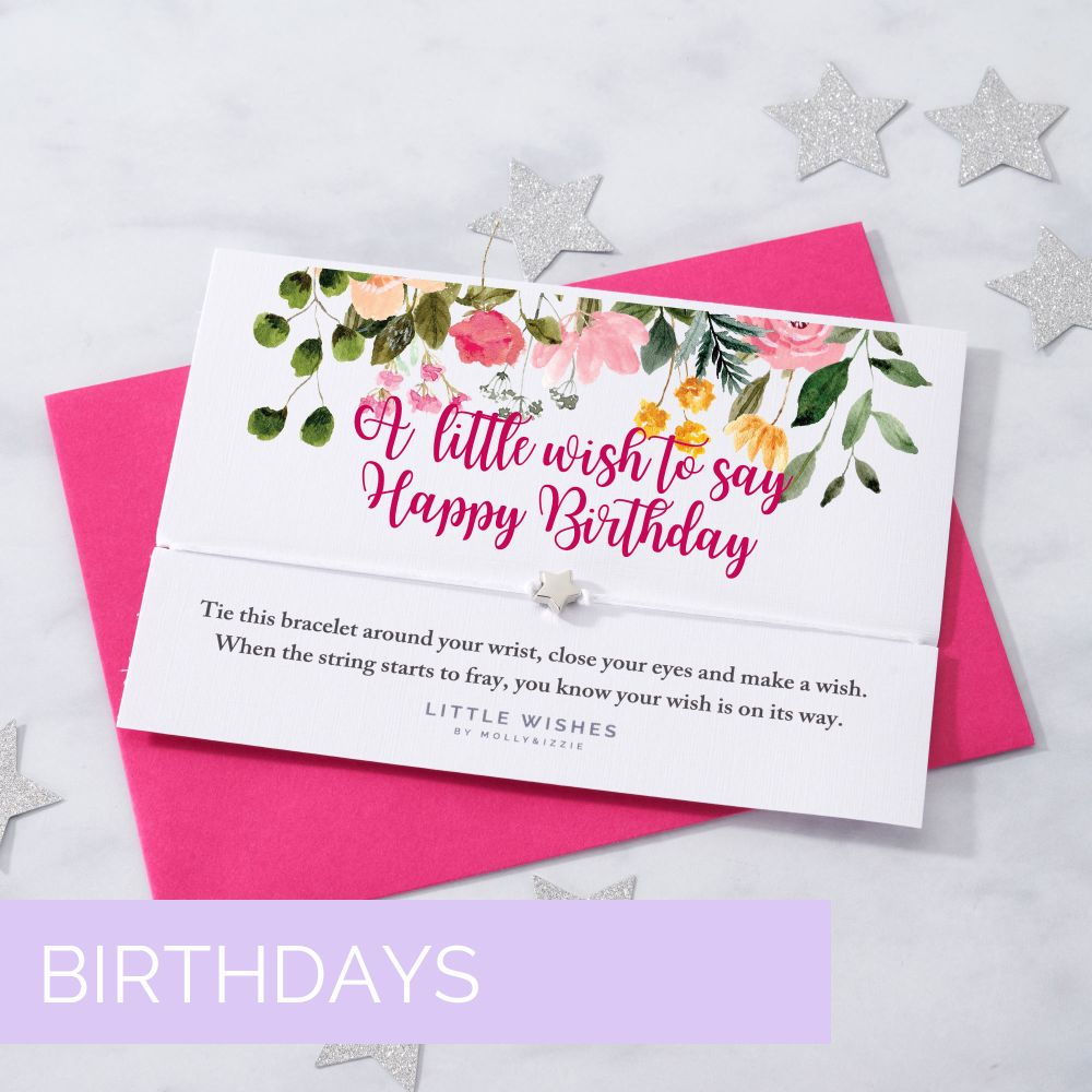 Gifts for Birthdays