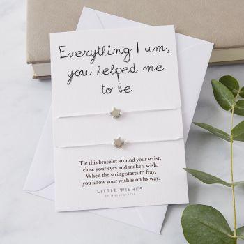 Everything I Am Double Wish (WISH048)
