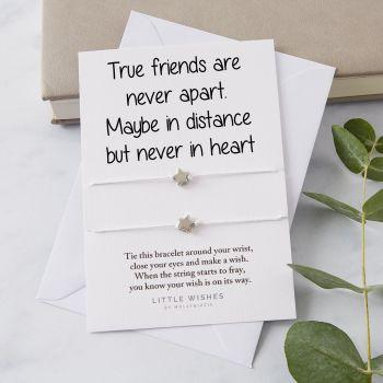 True Friends Double Wish (WISH051)