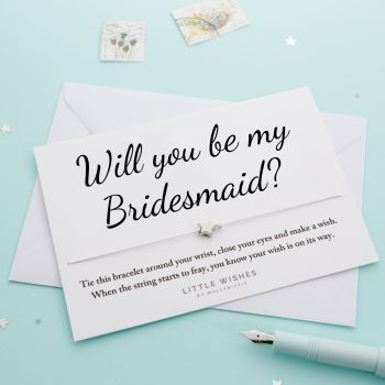 Will You Be My Bridesmaid? (WISH064)