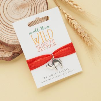 All The Wild Things- Camel Stretch Bracelet-ST076