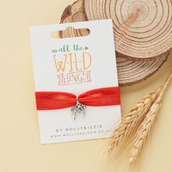 All The Wild Things- Monkey Stretch Bracelet-ST080