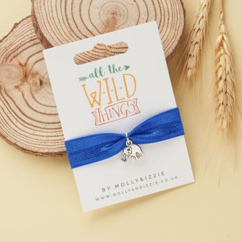 All The Wild Things- Elephant Stretch Bracelet-ST084