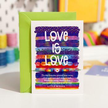 Love Is Love (WISH296)