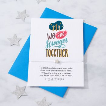 We Are Stronger Together (WISH304)