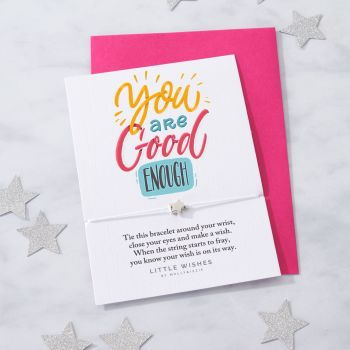 You Are Good Enough (WISH303)