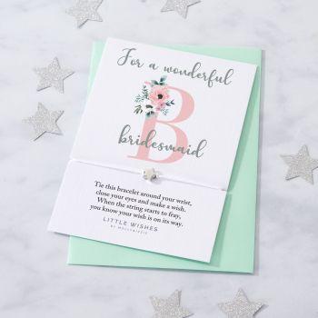 Wonderful Bridesmaid (WISH254)