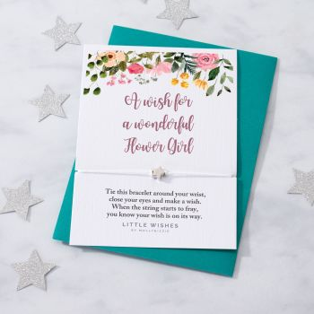 Wonderful Flower Girl (WISH274)