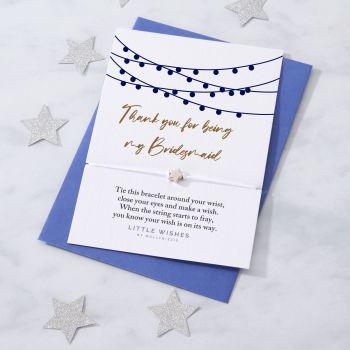 Thank You Bridesmaid (WISH261)