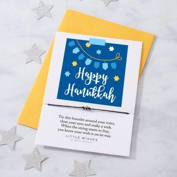 Happy Hanukkah Wish (WISH126)