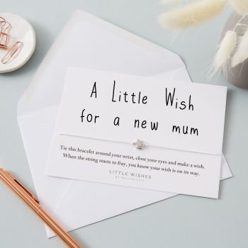 A wish for a new mum(WISH009)