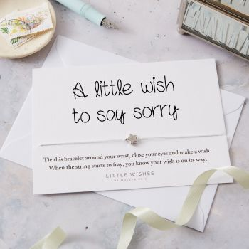 A Wish to Say Sorry (WISH185)